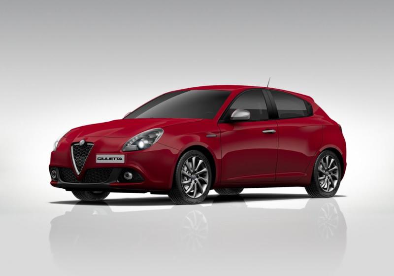 ALFA ROMEO Giulietta 1.6 JTDm 120 Cv Super Rosso Alfa Km 0 08CT4-1