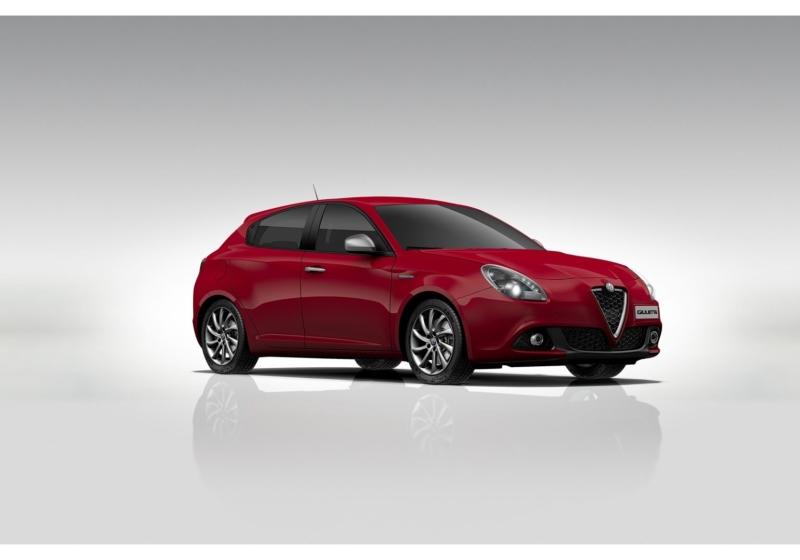 ALFA ROMEO Giulietta 1.6 JTDm 120 Cv Super Rosso Alfa Km 0 08CT4-7