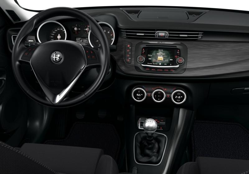 ALFA ROMEO Giulietta 1.6 JTDm 120 Cv Super Rosso Alfa Km 0 08CT4-9