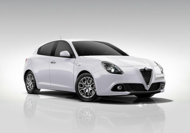 ALFA ROMEO Giulietta 1.6 JTDm 120 CV Tech Edition Bianco Alfa Km 0 YTXCS-1