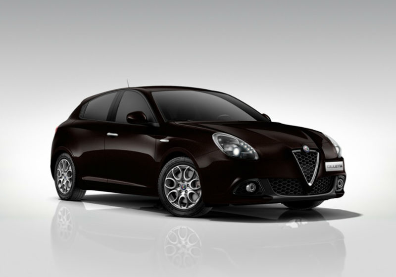 ALFA ROMEO Giulietta 1.6 JTDm 120 CV Tech Edition Nero Etna Km 0 U9JJ9-1
