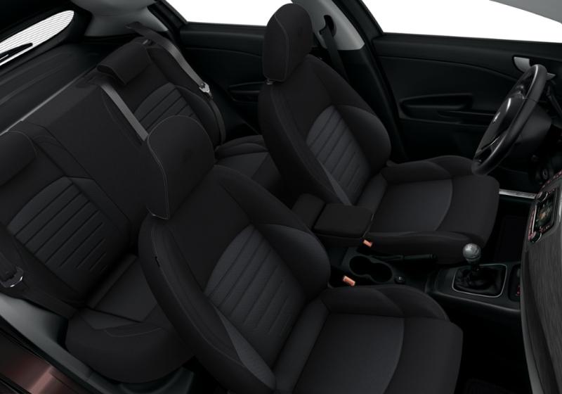 ALFA ROMEO Giulietta 1.6 JTDm 120 CV Tech Edition Nero Etna Km 0 U9JJ9-6