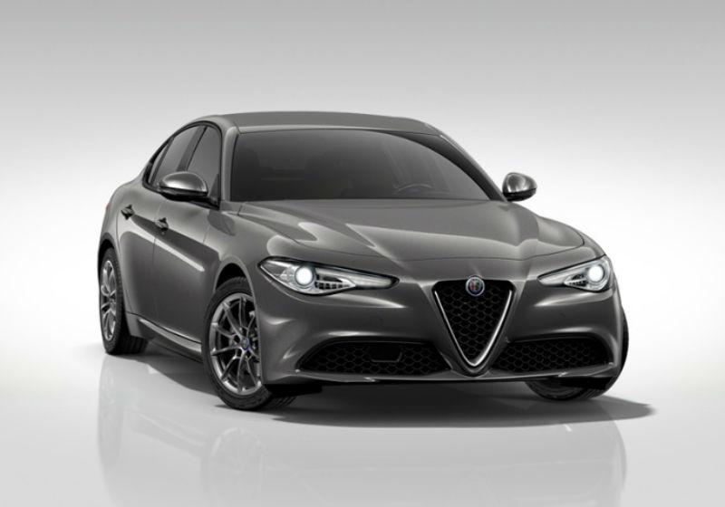 ALFA ROMEO Giulia 2.2 Turbodiesel 136 CV AT8 Business Grigio Vesuvio Km 0 J6J6R-1