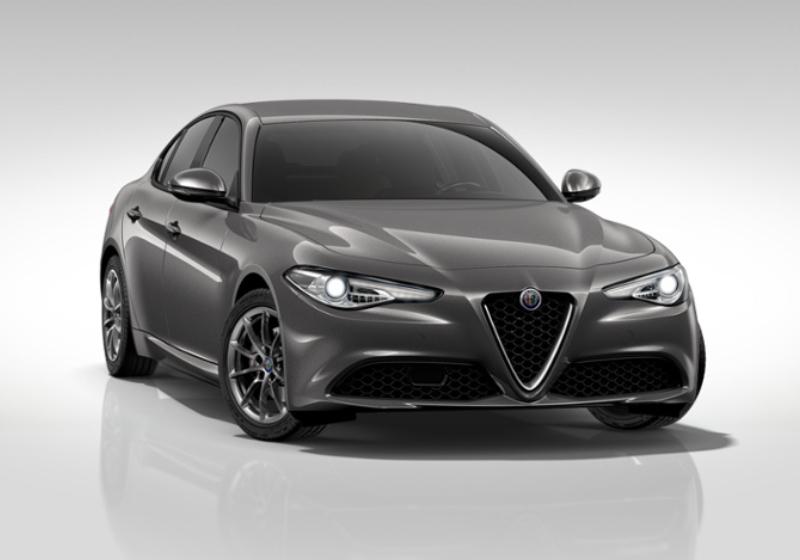 ALFA ROMEO Giulia 2.2 Turbodiesel 136 CV AT8 Business Grigio Vesuvio Km 0 SJNQ7-a