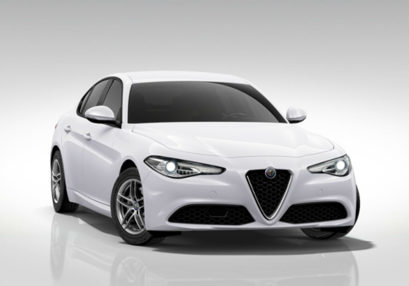 ALFA ROMEO Giulia 2.2 Turbodiesel 150 CV AT8 Bianco Alfa Km 0 432DV-a