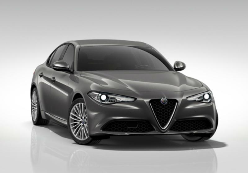 ALFA ROMEO Giulia 2.2 Turbodiesel 150 CV AT8 Super Grigio Vesuvio Km 0 O2H90-a