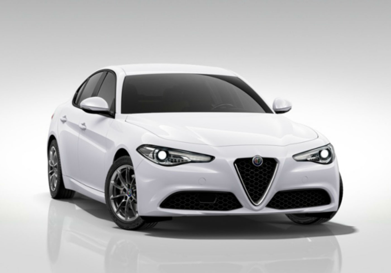 ALFA ROMEO Giulia 2.2 Turbodiesel 150 CV AT8 Super Bianco Alfa Km 0 O9QAI-a