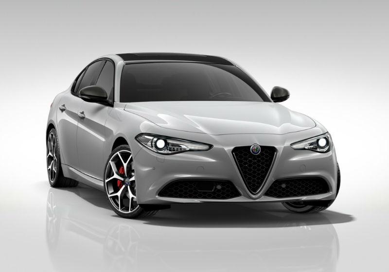 ALFA ROMEO Giulia 2.2 Turbodiesel 160 CV AT8 B-Tech Grigio Silverstone  Da immatricolare F0H6B-a