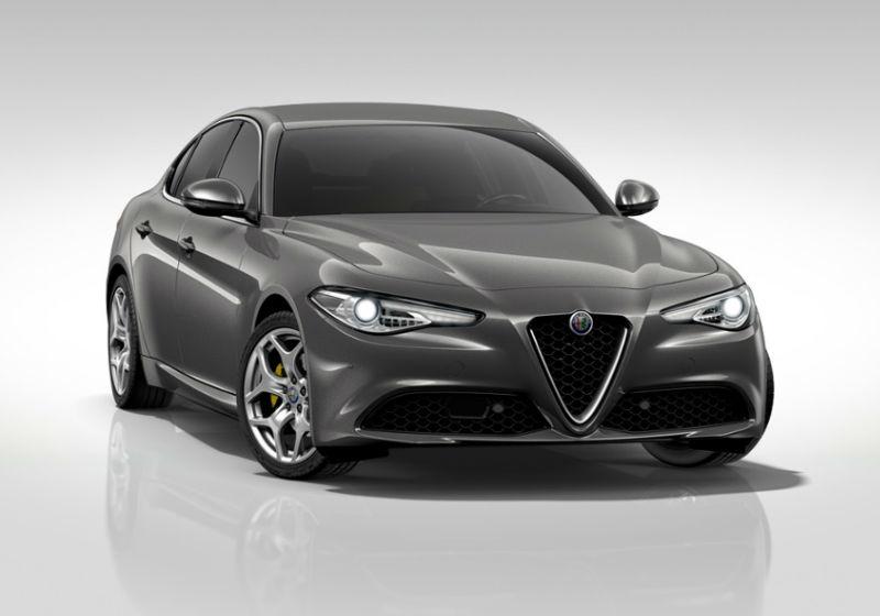ALFA ROMEO Giulia 2.2 Turbodiesel 190 CV AT8 Executive Grigio Vesuvio Km 0 YAGGM-A1