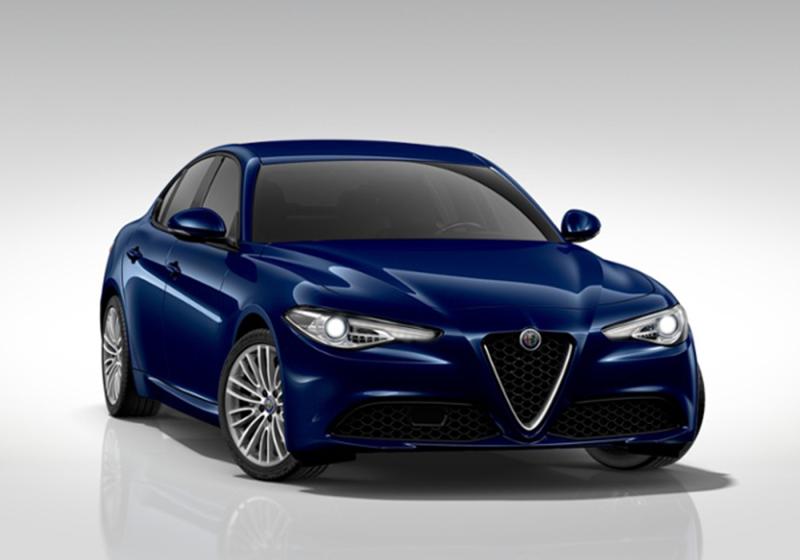 ALFA ROMEO Giulia 2.2 Turbodiesel 180 CV AT8 Super Blu Montecarlo Km 0 U5KI7-1