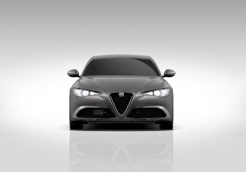 ALFA ROMEO Giulia 2.2 Turbo Diesel 180 CV AT8 Super Grigio Vesuvio Km 0 AED0D-8