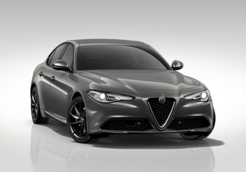 ALFA ROMEO Giulia 2.2 Turbodiesel 180 CV AT8 AWD Q4 Super Grigio Vesuvio Km 0 RVK3S-a