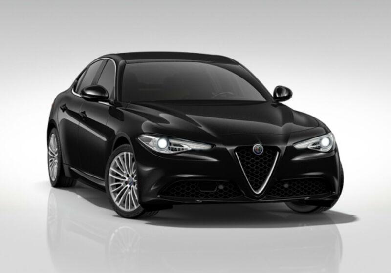 ALFA ROMEO Giulia 2.2 Turbodiesel 180CV AT8 Super Nero Vulcano Km 0 P9RQG-a