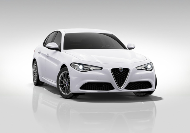 ALFA ROMEO Giulia 2.2 Turbodiesel 180 CV Super Bianco Alfa Km 0 1RVRI-a1