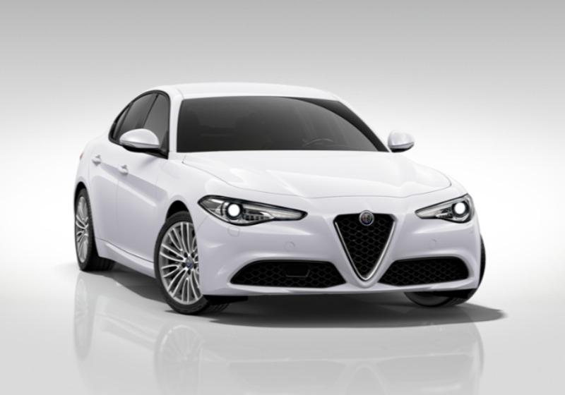 ALFA ROMEO Giulia 2.2 Turbodiesel 180 CV Super Bianco Alfa Km 0 FWNQ6-a