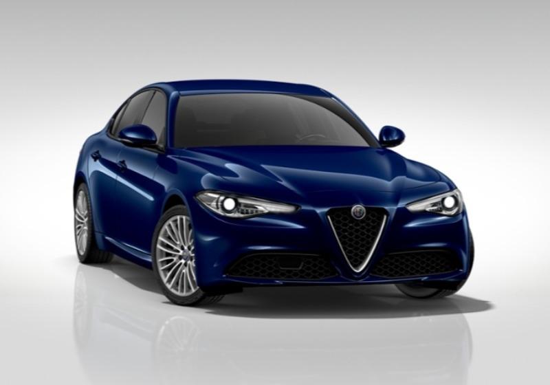 ALFA ROMEO Giulia 2.2 Turbodiesel 180 CV Super Blu Montecarlo Km 0 KVI4L-1