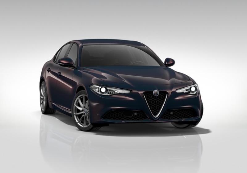 ALFA ROMEO Giulia 2.2 Turbodiesel 180 CV Super Grigio Lipari Km 0 1UQA4-a