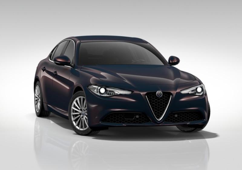 ALFA ROMEO Giulia 2.2 Turbodiesel 180 CV Super Grigio Lipari Km 0 8Q11V-a