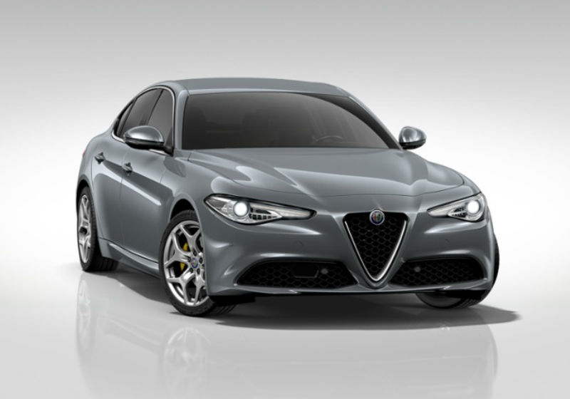 ALFA ROMEO Giulia 2.2 Turbodiesel 190 CV AT8 Executive Grigio Stromboli Km 0 34V0J-a1