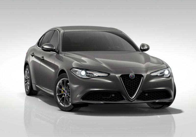 ALFA ROMEO Giulia 2.2 Turbodiesel 190 CV AT8 Executive MY19 Grigio Vesuvio Da immatricolare E06PT-a