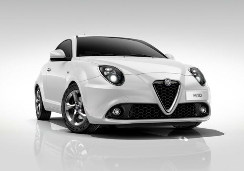 ALFA ROMEO MiTo 1.3 JTDm 95CV S&S Bianco Alfa Km 0 02KOF-a1