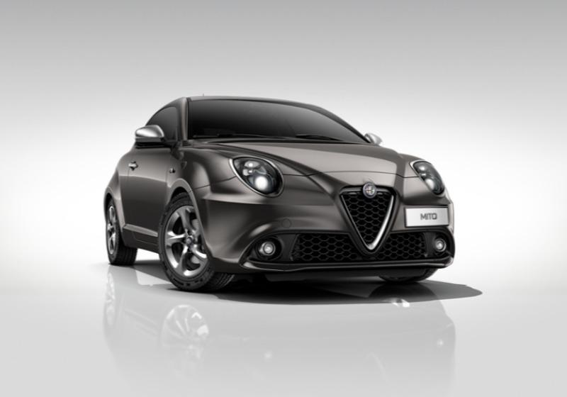 ALFA ROMEO MiTo 1.3 JTDm 95 CV S&S Super Grigio Ardesia Km 0 TWJR3-a