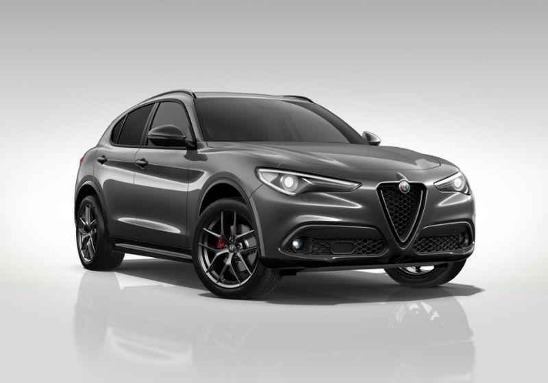 ALFA ROMEO Stelvio 2.2 Turbodiesel 190 CV AT8 Q4 B-Tech Grigio Vesuvio Km 0 YAHJN-1