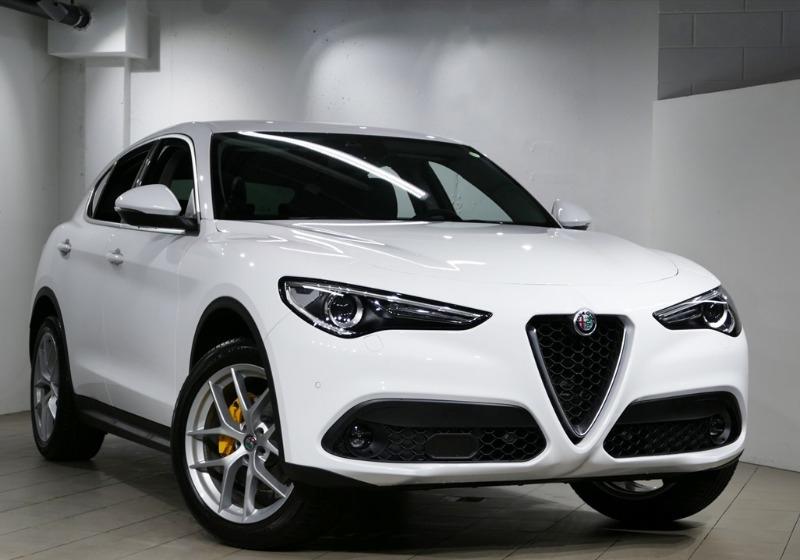 ALFA ROMEO Stelvio 2.2 Turbodiesel 210 CV AT8 Q4 Executive Bianco Alfa Km 0 R7XWM-a