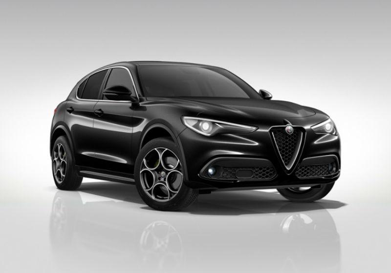 ALFA ROMEO Stelvio 2.2 Turbodiesel 210 CV AT8 Q4 Super Nero Vulcano Km 0 0OF5R-a1