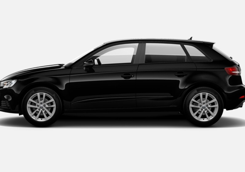 AUDI A3 SPB 30 TDI Business Nero Brillante Km 0 7G912-b