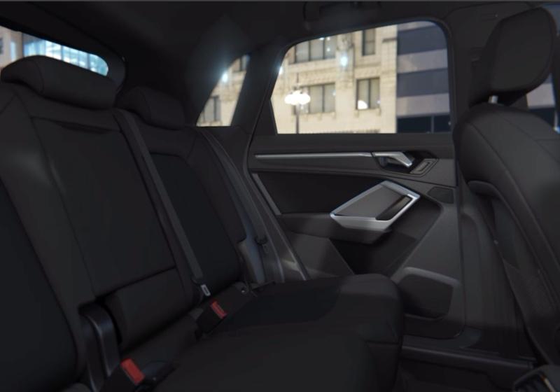 AUDI Q3 40 TDI quattro S tronic Business Advanced Bianco Ghiaccio Km 0 N59095N-h