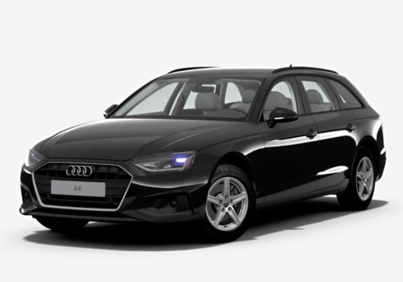 AUDI A4 Avant 35 2.0 tdi Business 150cv s-tronic Nero Mythos Km 0 L80BG8L-a
