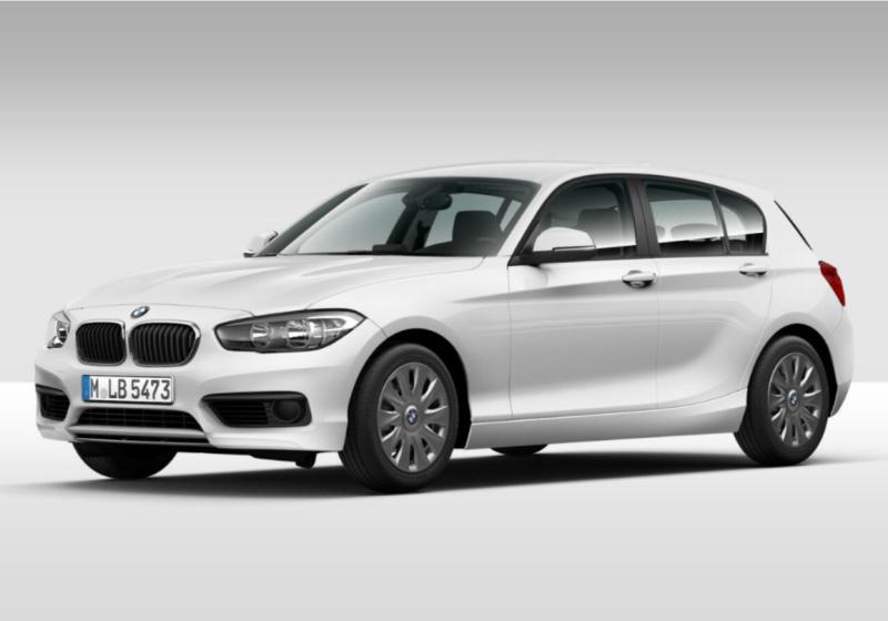 BMW Serie 1 116d 5p. Alpinweiss III Km 0 4XBFP-a