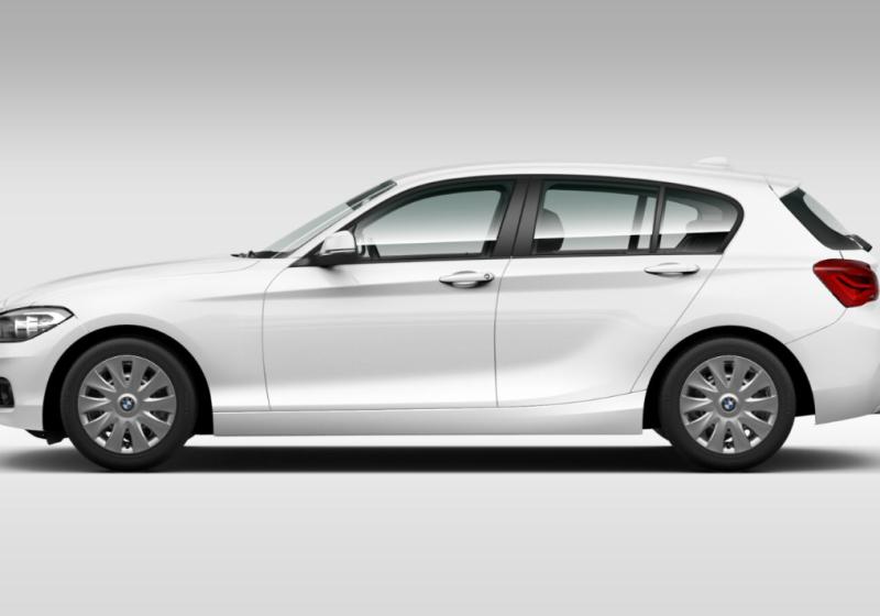 BMW Serie 1 116d 5p. Alpinweiss III Km 0 4XBFP-b