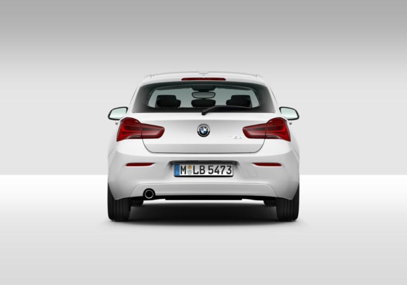 BMW Serie 1 116d 5p. Alpinweiss III Km 0 4XBFP-d
