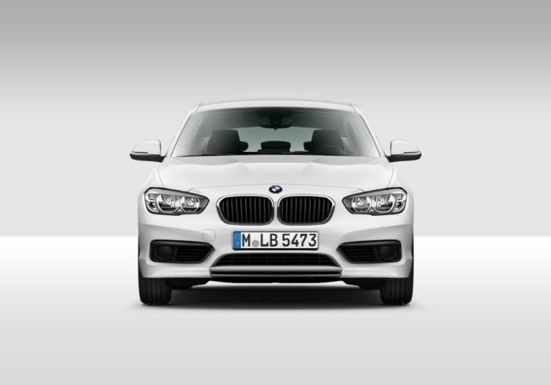 BMW Serie 1 116d 5p. Alpinweiss III Km 0 4XBFP-f