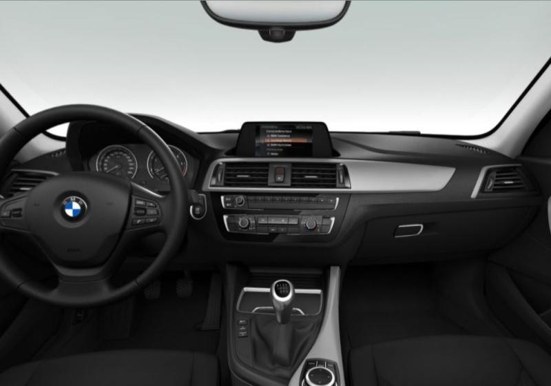 BMW Serie 1 116d 5p. Alpinweiss III Km 0 4XBFP-g