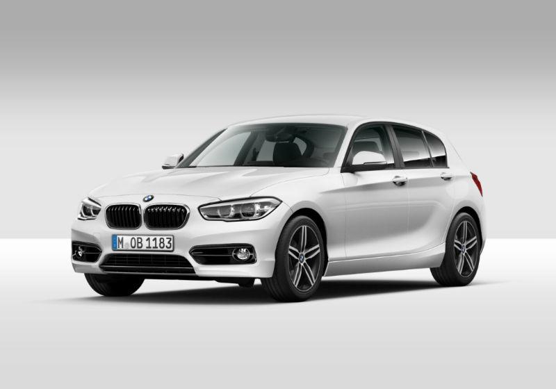 BMW Serie 1 116i 5p. Sport Alpine White Km 0 76U0W-1