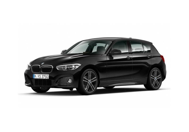 BMW Serie 1 118d xDrive 5p. Msport Saphirschwarz Km 0 6LRBY-1