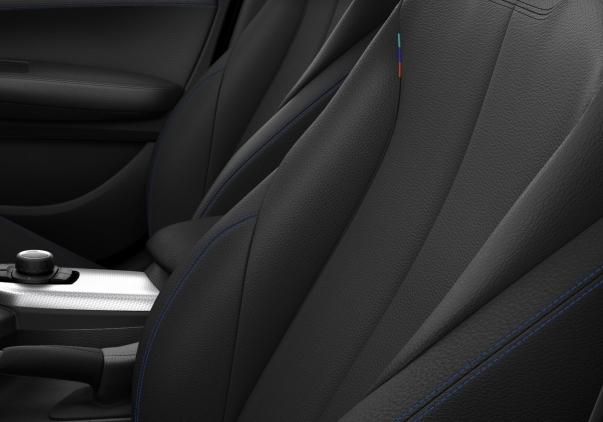 BMW Serie 1 118d xDrive 5p. Msport Saphirschwarz Km 0 6LRBY-7