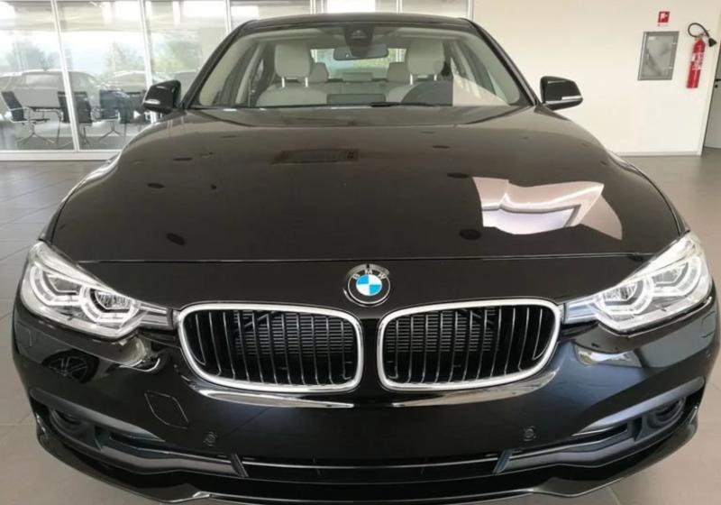 BMW Serie 3 318d 5p. Business Advantage Automatica Black Km 0 M0OS3-2