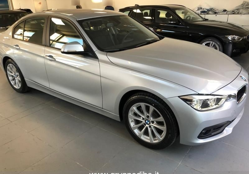 BMW Serie 3 320d Business Advantage aut. Glacier Silver Km 0 HVYXW-1