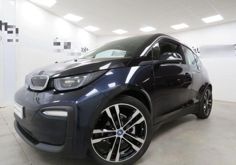 BMW i3 120Ah Advantage Imperial blue Usato Garantito CM0BVMC-i3_censored