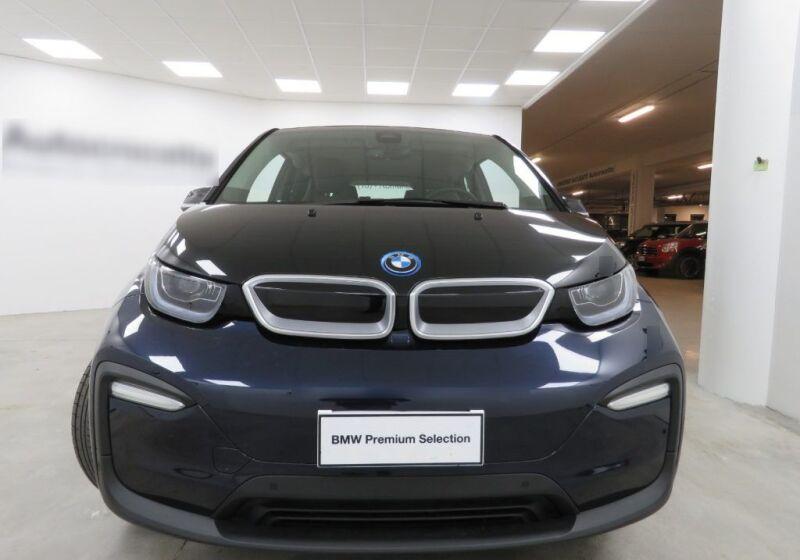 BMW i3 120Ah Advantage Imperial Blue Usato Garantito GT0B9TG-B_censored
