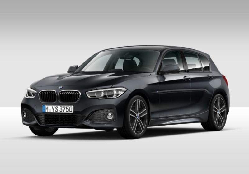 BMW Serie 1 116d 5p. Msport Mineral Grau Km 0 2VQA7-a