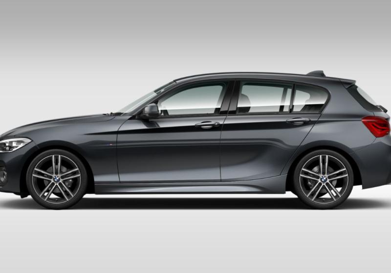 BMW Serie 1 116d 5p. Msport Mineral Grau Km 0 2VQA7-b