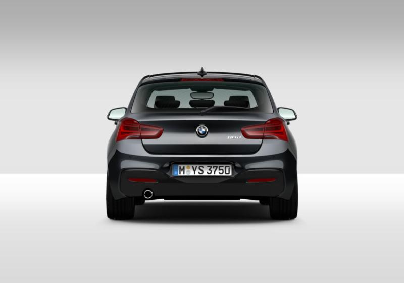 BMW Serie 1 116d 5p. Msport Mineral Grau Km 0 2VQA7-d