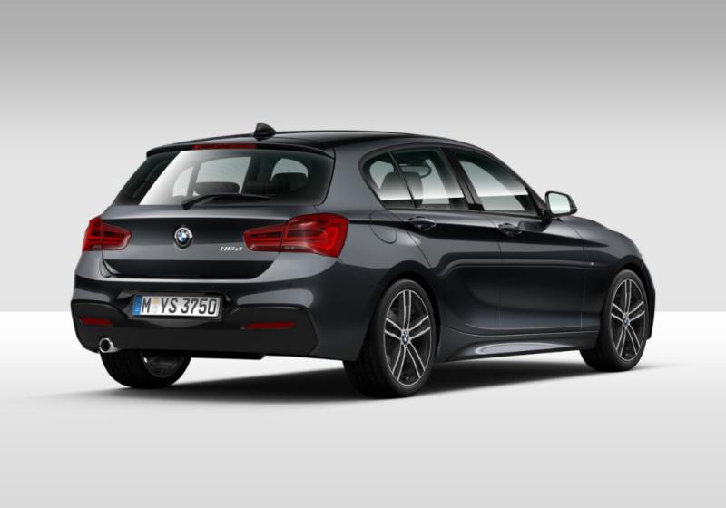 BMW Serie 1 116d 5p. Msport Mineral Grau Km 0 2VQA7-e