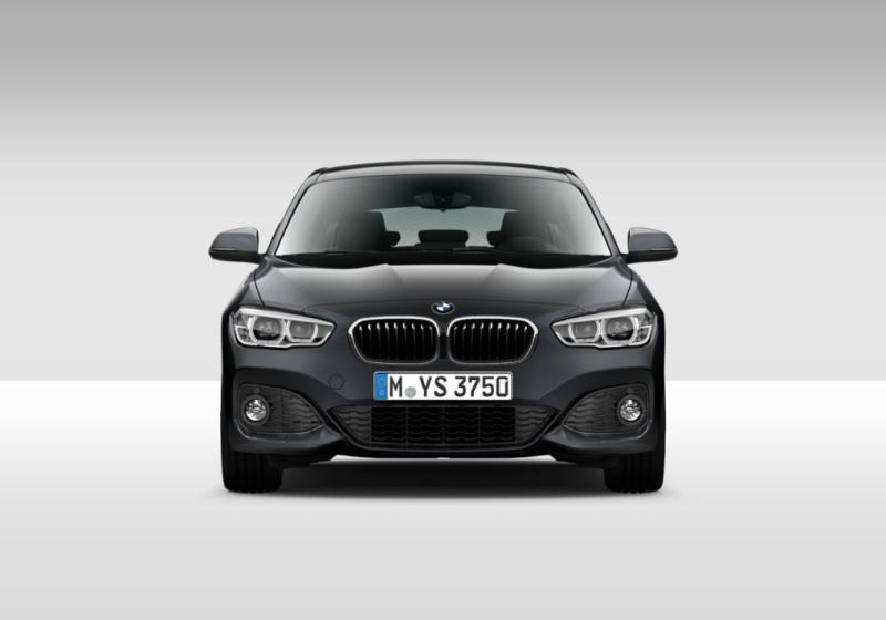 BMW Serie 1 116d 5p. Msport Mineral Grau Km 0 2VQA7-f