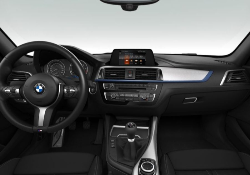 BMW Serie 1 116d 5p. Msport Mineral Grau Km 0 2VQA7-g